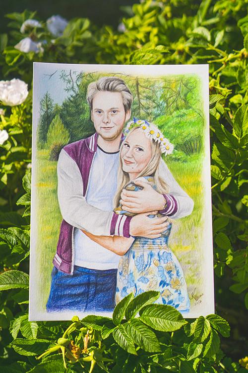 Kadriart portree joonistused ja illustratsioonid DSC04203