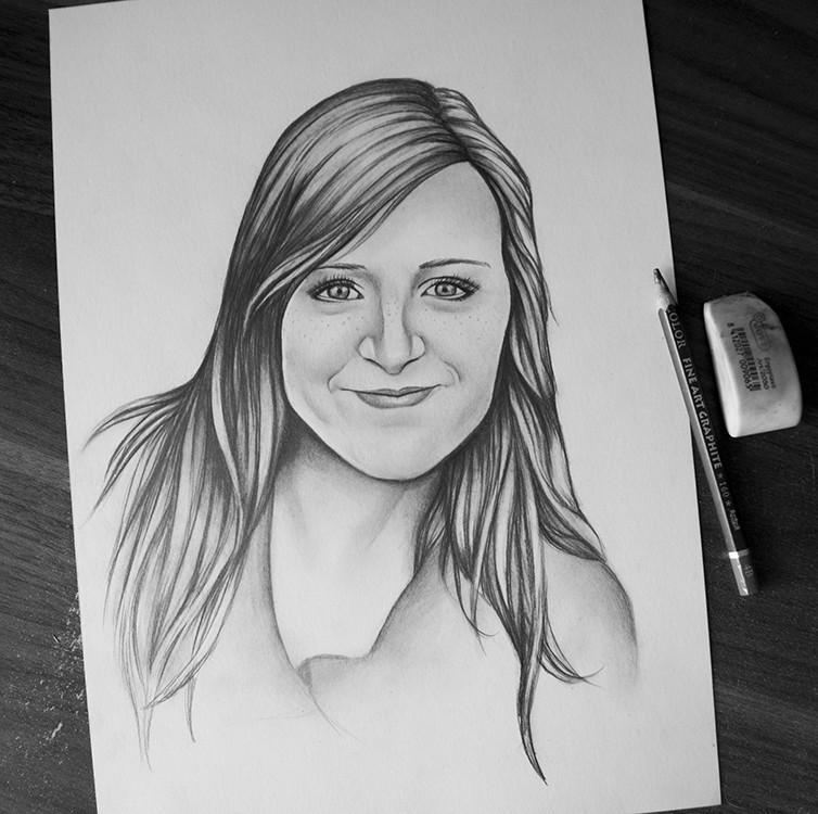 Kadriart portree joonistused ja illustratsioonid DSC00608