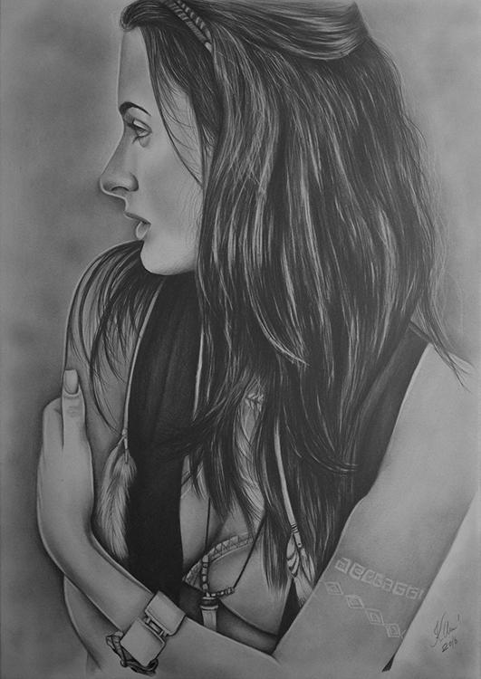 Kadriart portree joonistused ja illustratsioonid DSC_0069