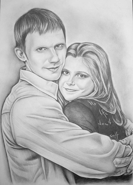 Kadriart portree joonistused ja illustratsioonid DSC_0638