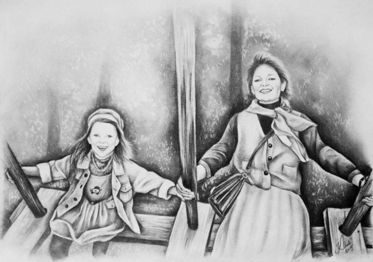 Kadriart portree joonistused ja illustratsioonid Portreejoonistus-44-e1483129253302