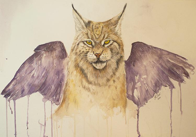 Kadriart portree joonistused ja illustratsioonid akvarellmaal-11