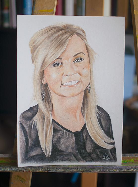 Kadriart portree joonistused ja illustratsioonid värviline-portreejoonistus-4