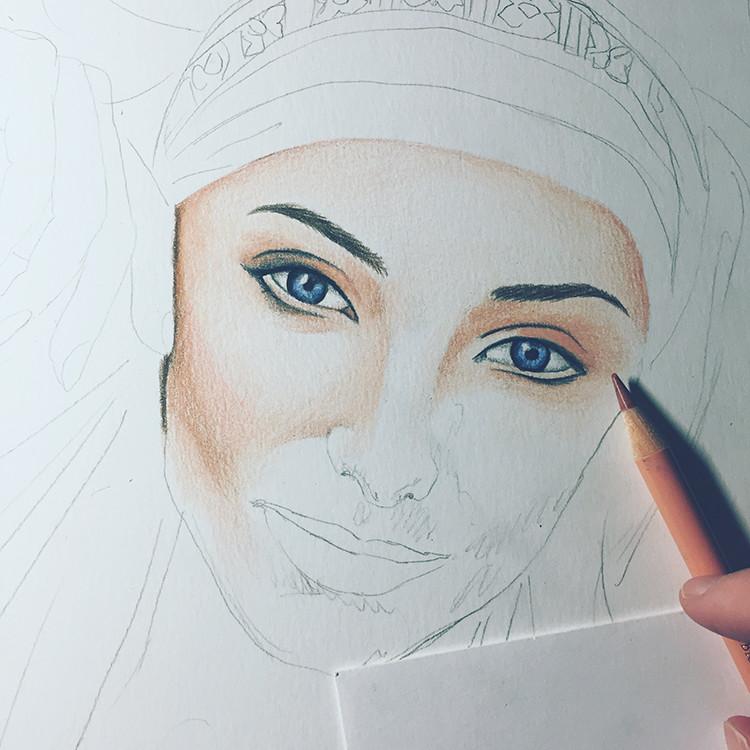 Kadriart portree joonistused ja illustratsioonid IMG_9624