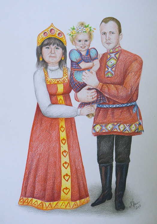 Kadriart portree joonistused ja illustratsioonid DSC05316