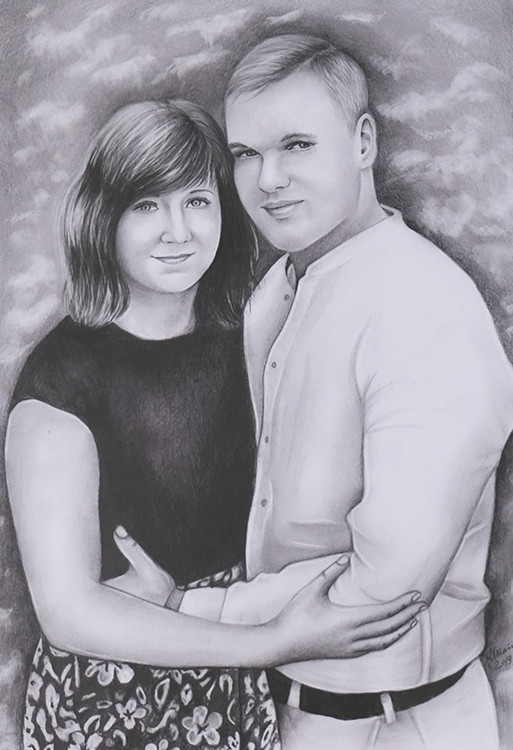 Kadriart portree joonistused ja illustratsioonid DSCF7211