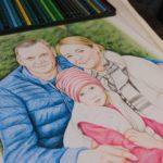 Kadriart portree joonistused pereA3-150x150