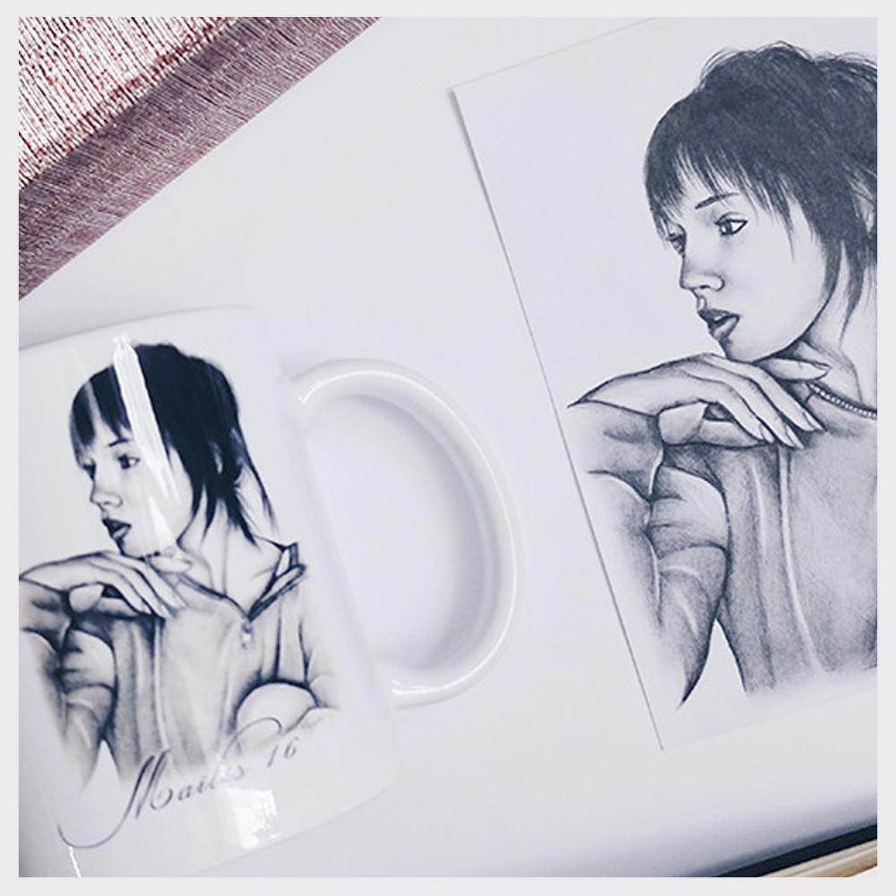 Kadriart portree joonistused ja illustratsioonid ssswww