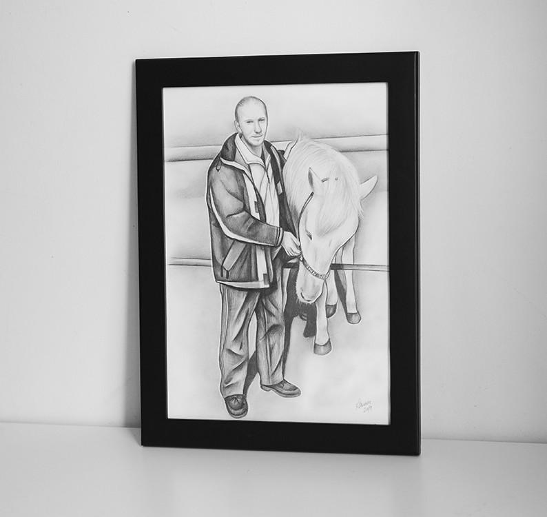 Kadriart portree joonistused ja illustratsioonid DSCF9341