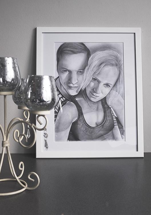 Kadriart portree joonistused ja illustratsioonid x_136-1