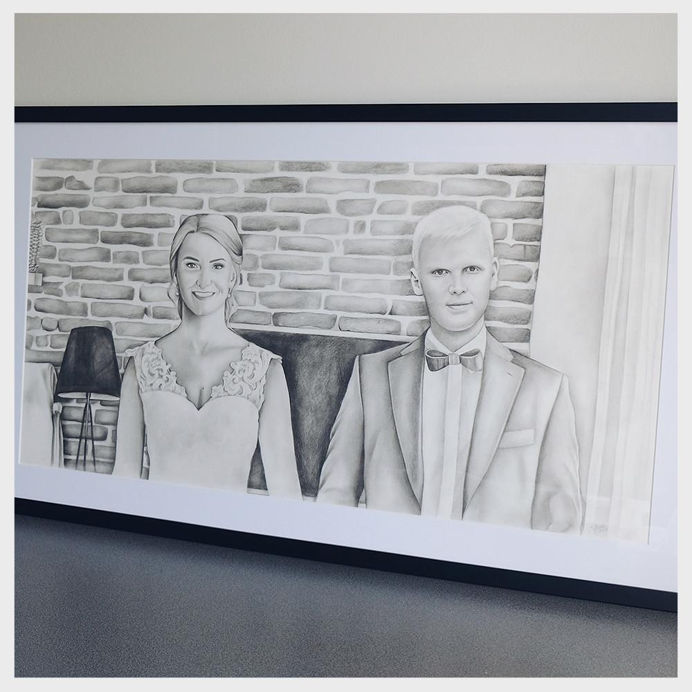 Kadriart portree joonistused ja illustratsioonid zzzz