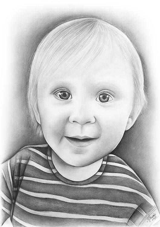 Kadriart portree joonistused ja illustratsioonid x_122