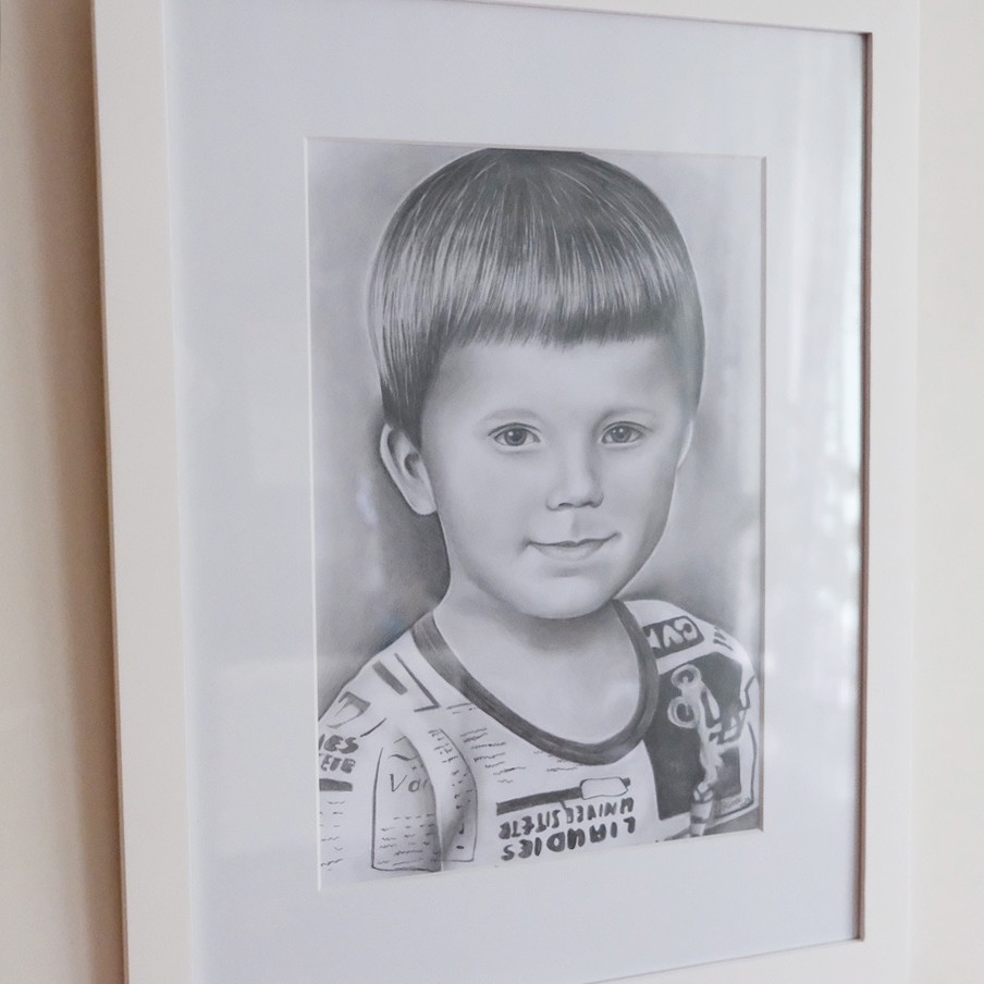 Kadriart portree joonistused ja illustratsioonid Portreejoonistus-2