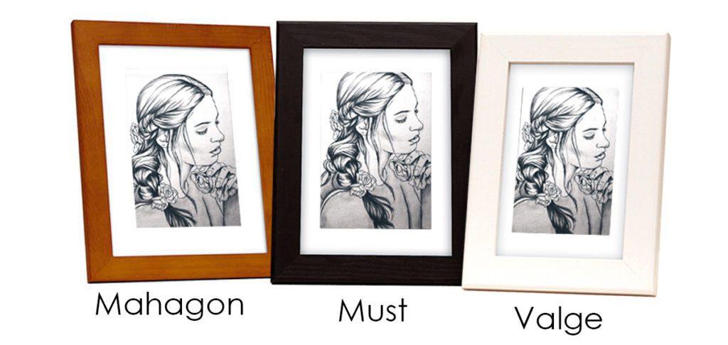 Kadriart portree joonistused raamid-1024x486