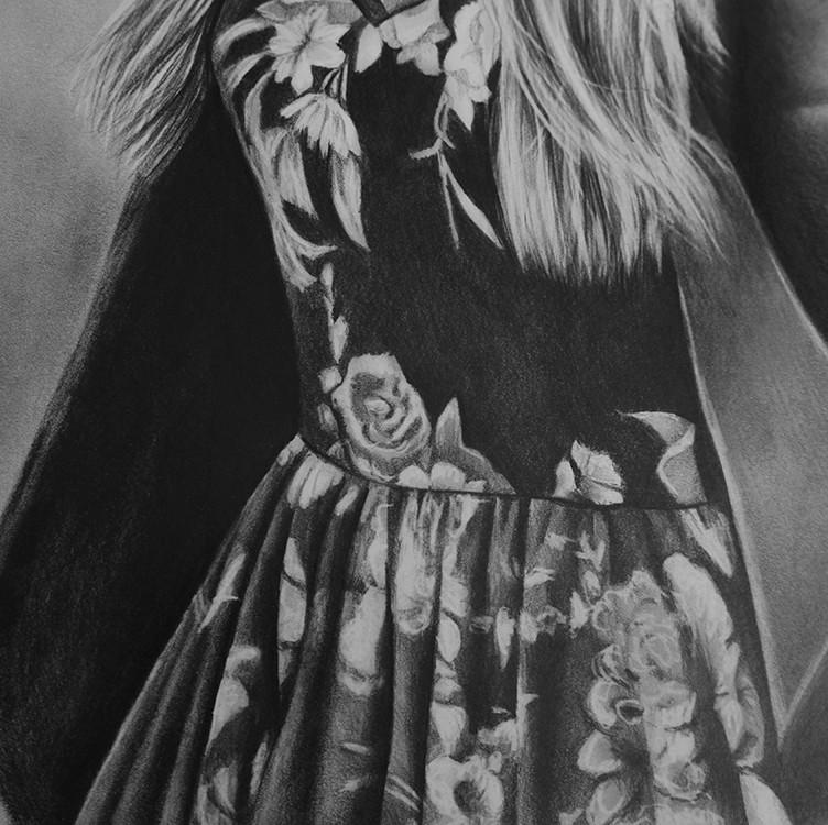 Kadriart portree joonistused ja illustratsioonid Pliiatsijoonistus-foto-järgi-8