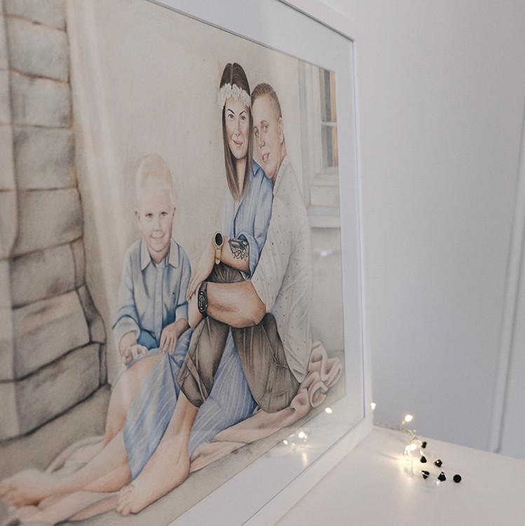 Kadriart portree joonistused ja illustratsioonid AA20B3D9-E56A-4276-8FE1-28EA9BD40972
