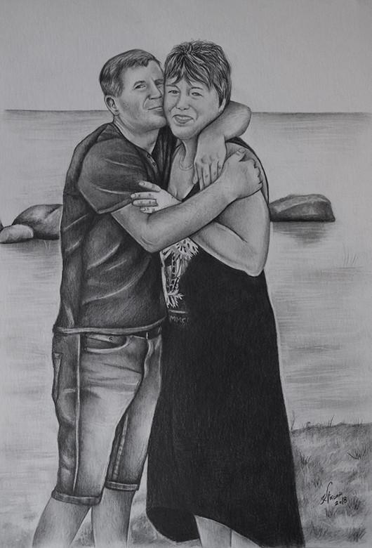 Kadriart portree joonistused ja illustratsioonid 497C0949-810A-403D-92B1-E068E37874E9