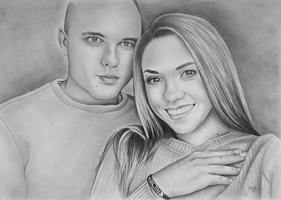 Kadriart portree joonistused ja illustratsioonid DSCF3869