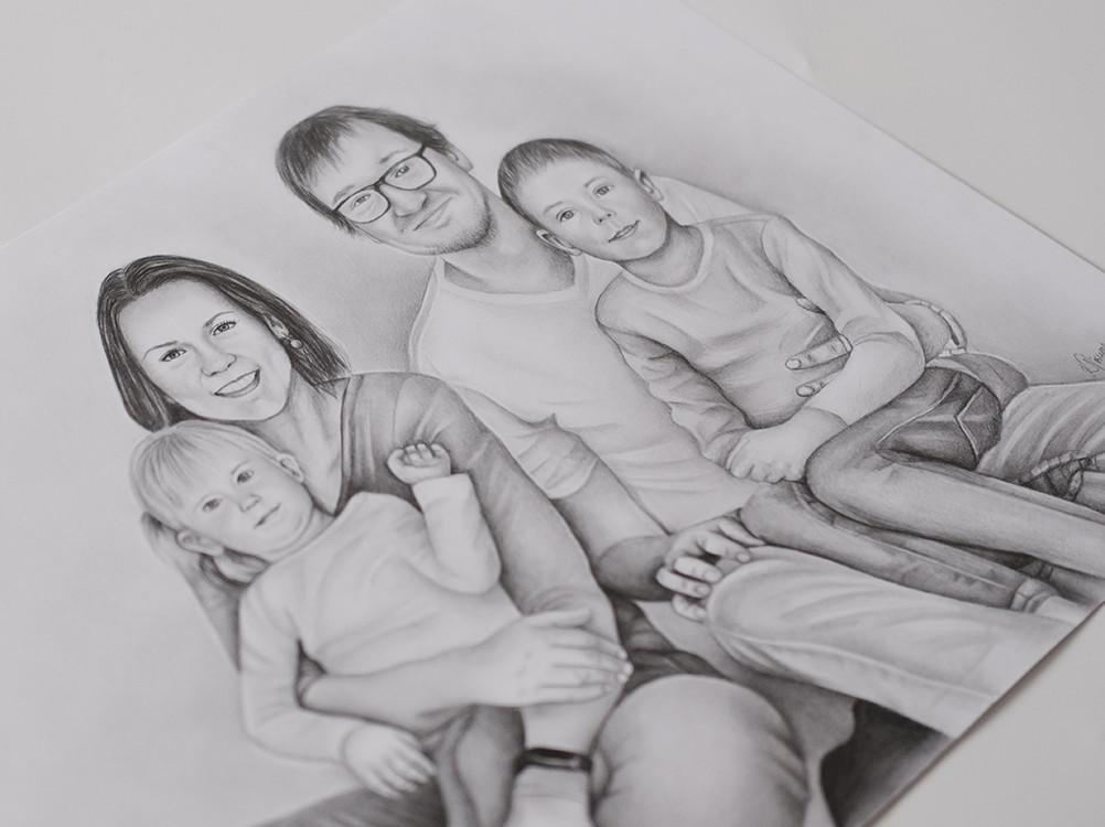 Kadriart portree joonistused ja illustratsioonid 4FD610BC-75DE-43A2-A374-011D4D1B8D74