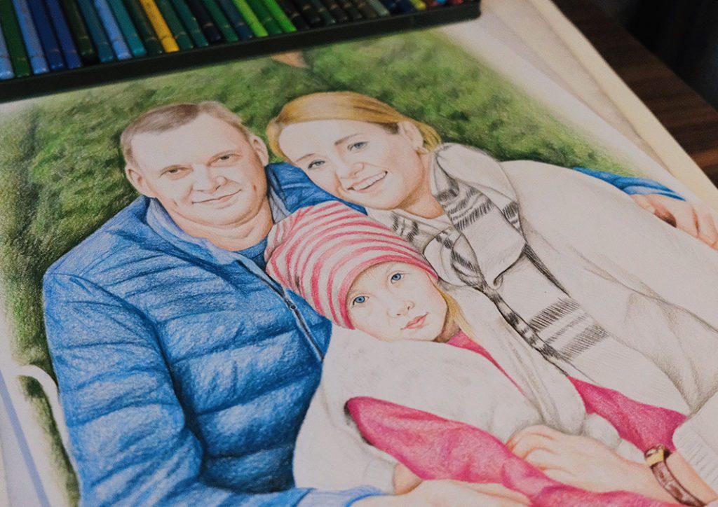 Kadriart portree joonistused ja illustratsioonid 15-1024x724