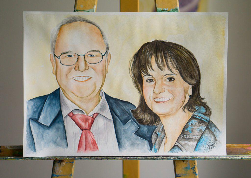 Kadriart portree joonistused ja illustratsioonid 16-1024x724