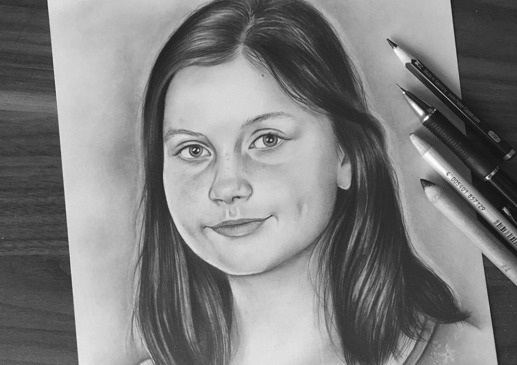 Kadriart portree joonistused ja illustratsioonid 2222-1024x724