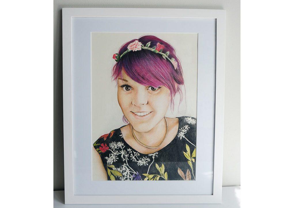 Kadriart portree joonistused ja illustratsioonid 4-1024x724