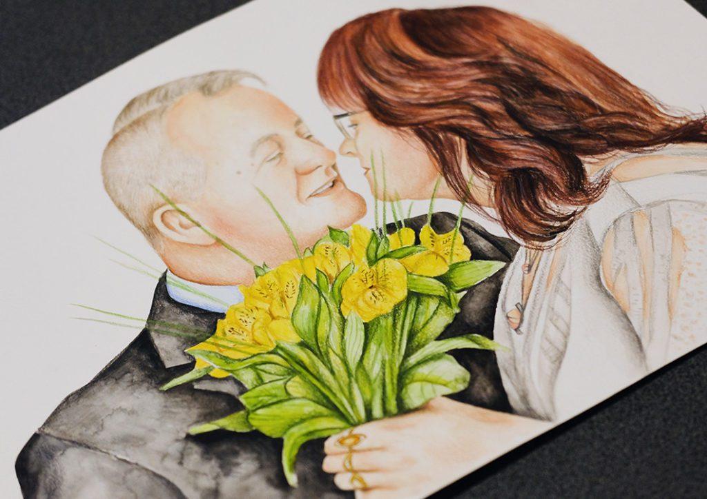Kadriart portree joonistused ja illustratsioonid 444-1024x724