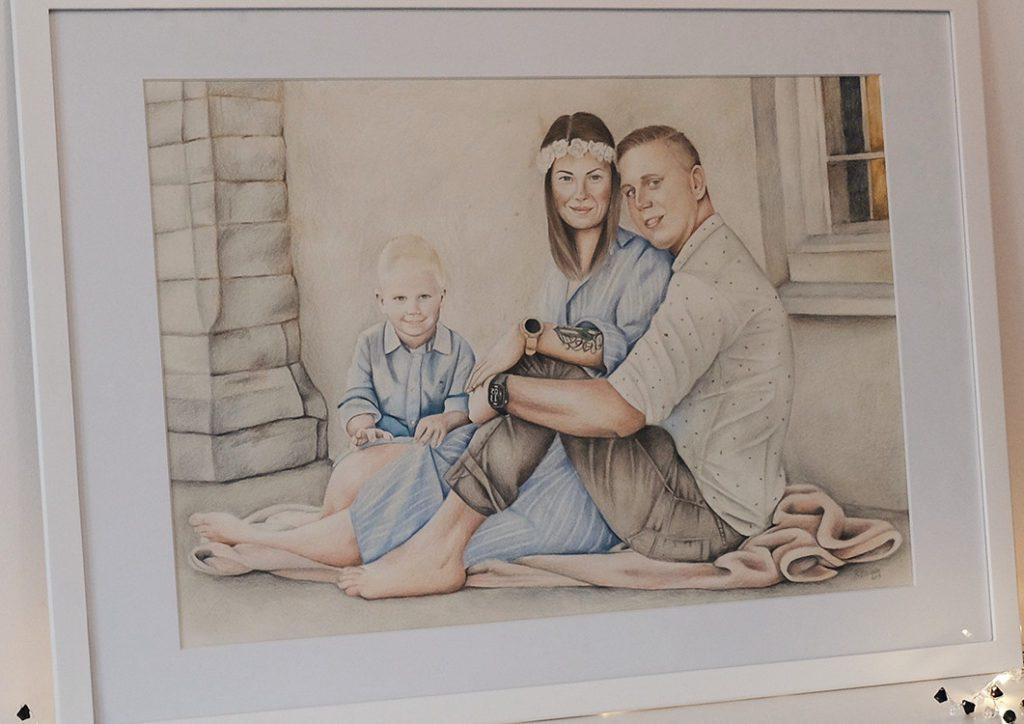 Kadriart portree joonistused ja illustratsioonid 5-1024x724