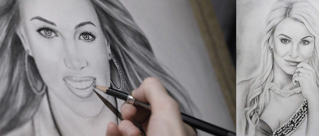 Kadriart portree joonistused ja illustratsioonid SSSS-1078x461