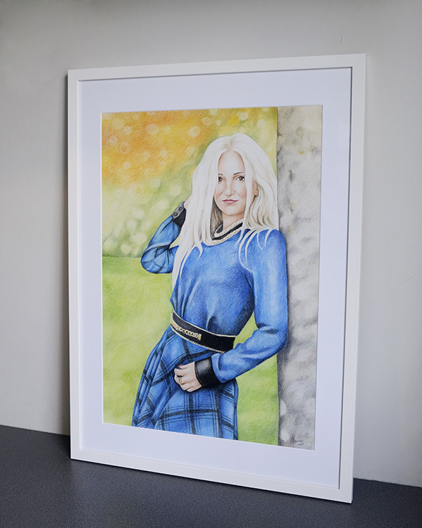 Kadriart portree joonistused ja illustratsioonid E7501E48-FF5B-4772-A8CF-3FE5C133D394